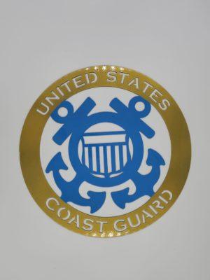 Coast Guard Military Disc