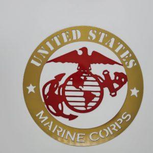 Marine Military Disc