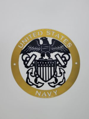 Navy Military Disc