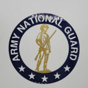 Army National Guard Military Disc