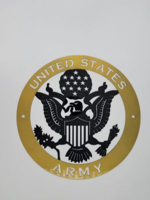 Army Military Disc